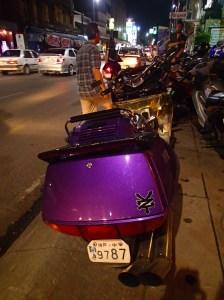 Thats one crazy bike!