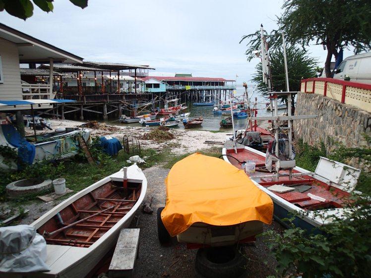 Hua Hin harbour