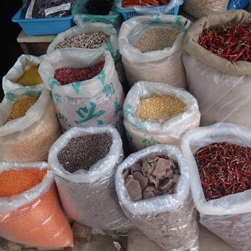 The spices here have a more Indian influence than Thai