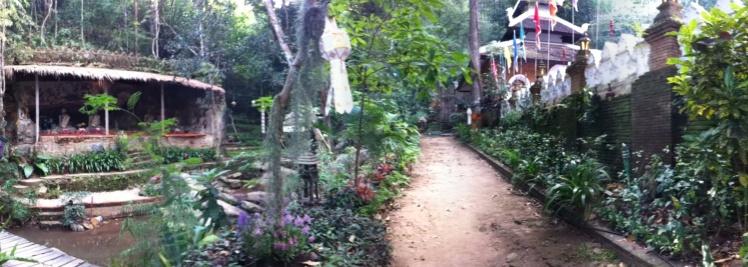 The beautiful Wat Phalad